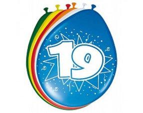 19 Jaar Versiering
