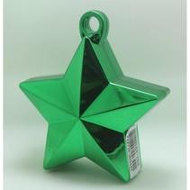 Ballon Gewicht Ster Groen 150 gram