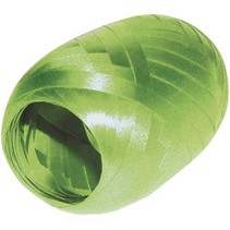 Lime Groen Lint 20 meter x 5mm