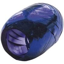 Blauw Lint Metallic 20 meter x 5mm
