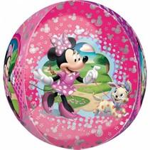 Minnie Mouse Helium Ballon Bal 40cm leeg