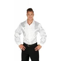 Disco Shirt Wit 70's