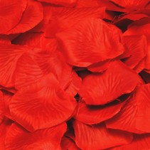 Rode Rozenblaadjes 144 stuks