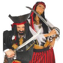 Piraten Zwaard Deluxe 70cm