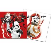 Star Wars Servetten The Last Jedi 20 stuks