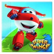 Super Wings Servetten 20 stuks