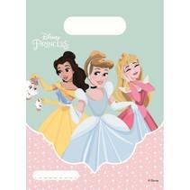 Disney Prinsessen Uitdeelzakjes Dream 6 stuks