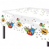 Monster Party Tafelkleed 180x120cm