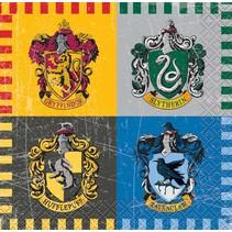 Harry Potter Servetten 16 stuks