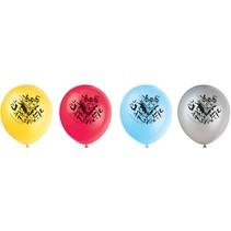 Batman Ballonnen 8 stuks