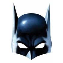 Batman Maskers 8 stuks