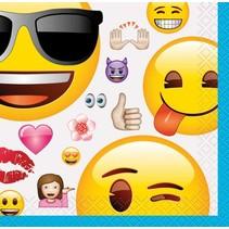 Emoji Servetten 16 stuks