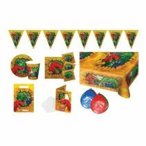 Dinosaurus Voordeelpakket 6 kinderen