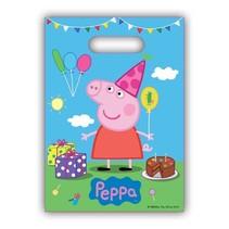 Peppa Pig Uitdeelzakjes 8 stuks