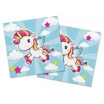 Unicorn Servetten 20 stuks