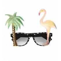 Hawaii Bril Flamingo