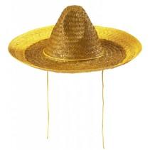 Sombrero Geel 48cm