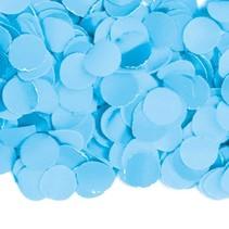 Lichtblauwe Confetti 1kg