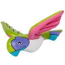 Opblaasbare Papegaai 60cm