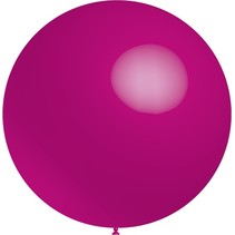 Fuchsia Reuze Ballon 60cm