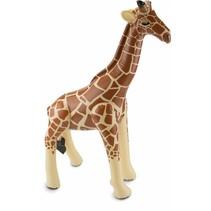 Opblaas Giraffe 74cm