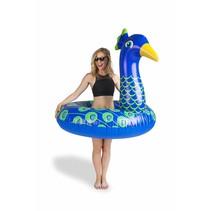 Opblaas Pauw Zwemband 1,2 meter