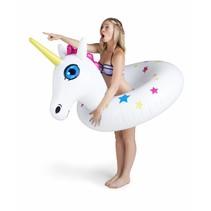 Opblaas Unicorn Zwemband 1,2 meter