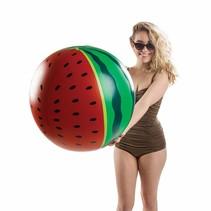 Opblaasbare Strandbal Watermeloen 46cm