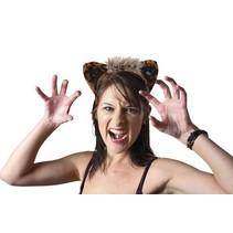 Haarband Luipaardenoren