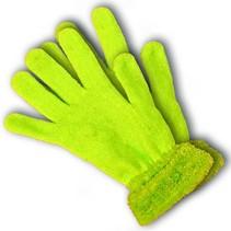 Handschoenen Neon Geel