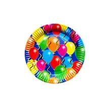 Verjaardagsborden 23cm 8 stuks