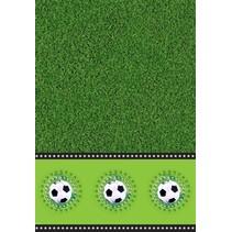 Voetbal Tafelkleed 1,8 meter