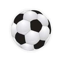 Voetbal Raamdecoratie