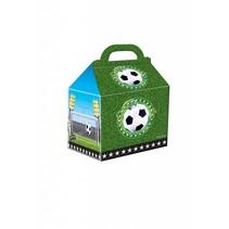 Voetbal Uitdeeldoosjes- 4 stuks