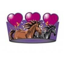 Paarden Hoedjes 8 stuks