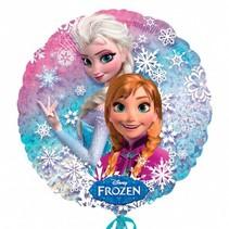 Frozen Helium Ballon 43cm leeg