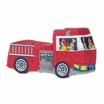Pinata Brandweerwagen 50cm