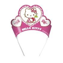 Hello Kitty Diademen 6 stuks