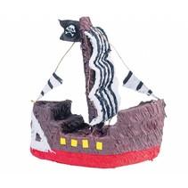 Pinata Piratenschip 42cm