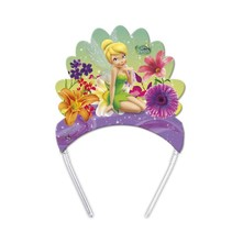 Tinkerbell Haarbanden Fairies 6 stuks
