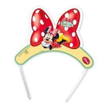 Minnie Mouse Diademen Café 6 stuks