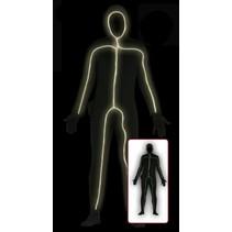 Morphsuit Stick Woman M/L