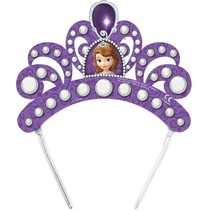 Sofia Het Prinsesje Diademen 6 stuks