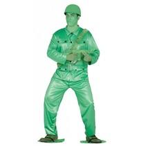 Speelgoed Soldaat Kostuum M/L