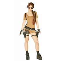 Tomb Raider Kostuum S/M
