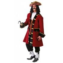 Piratenpak Kapitein  M/L
