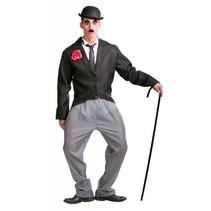Stan Laurel Kostuum Dikke en de Dunne M/L