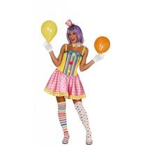 Clown Kostuum Dames S/M