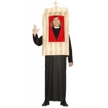 Priester Kostuum Biechthok M/L