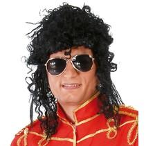 Michael Jackson Pruik